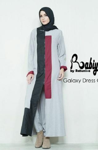 Jual Dress Muslimah Modern Rabiya dewihijab.com (58)