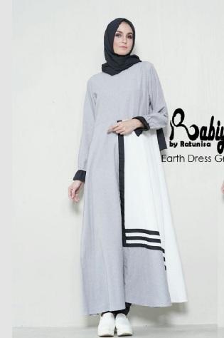Jual Dress Muslimah Modern Rabiya dewihijab.com (62)